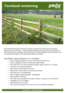 Farmland omheining