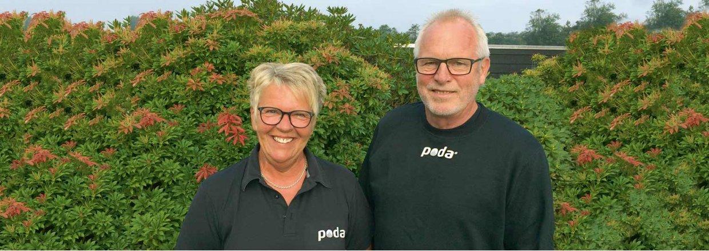 25 Jahre mit Poda Zaun