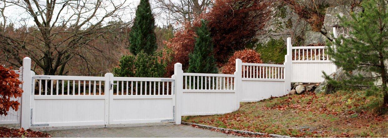 country garden stakit tryg med kvalitetshegn fra poda. Black Bedroom Furniture Sets. Home Design Ideas