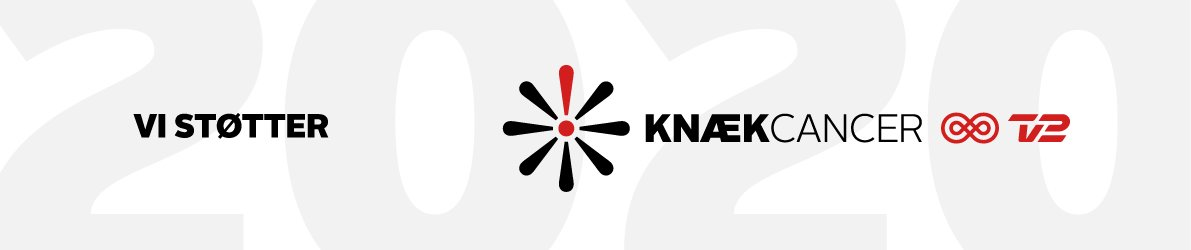Poda Hegn støtter Knæk Cancer 2020
