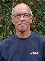 Flemming Larsen, Lagerchef | Poda Stängsel