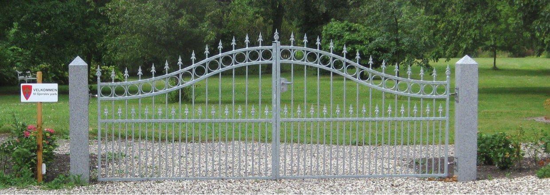 Schmiedeeisen | Zäune und Tore | Investierung fürs Leben