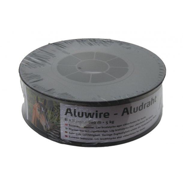 Stängseltråd aluminium 1,8mm 750m
