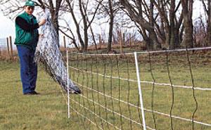 Poda El-net til får, 50 m | Kvalitet fra Poda®