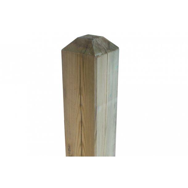 Grindstolpe 15x15x250 cm tryckimp.