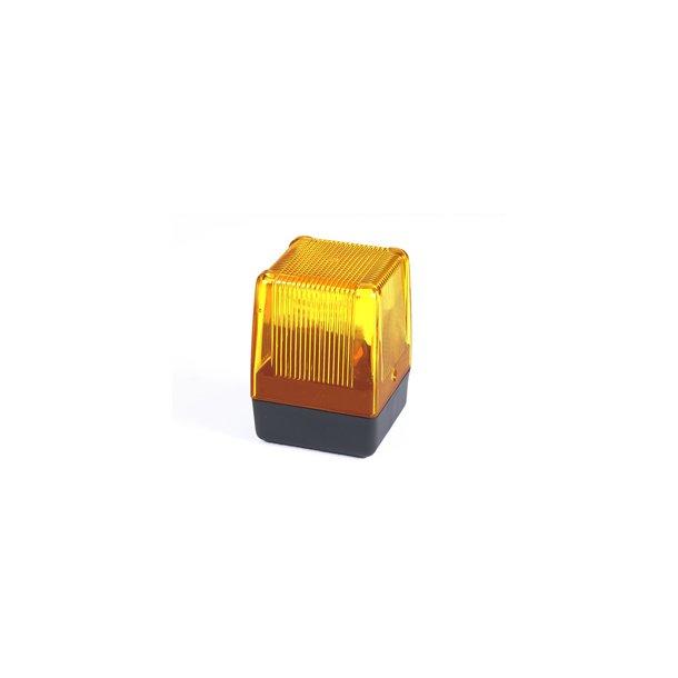 Blinklampe gul